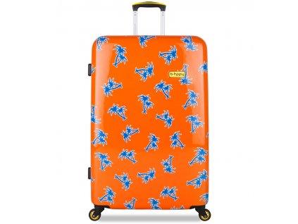 Cestovní kufr B.HPPY BH-1605/3-L - GoGoNuts  + LED svítilna