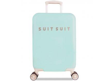 Kabinové zavazadlo SUITSUIT® TR-1222/3-S - Fabulous Fifties Luminous Mint  + LED svítilna