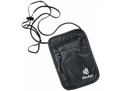 Deuter_Security_Wallet_I_black_-_peněženka