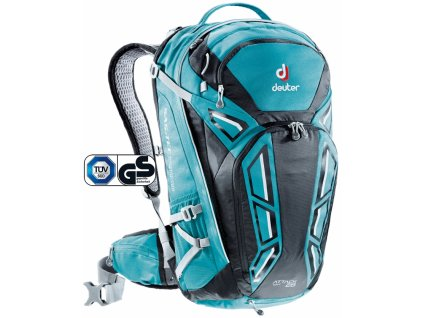 Deuter_Attack_Tour_28_petrol-black_-_batoh