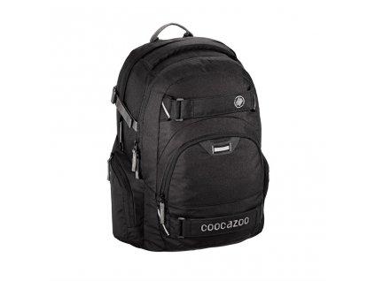 Školní batoh Coocazoo CarryLarry2, Beautiful Black  + 5 % sleva po registraci + LED svítilna