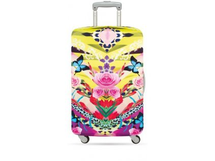 1607 LOQI naito flowerbomb luggage cover RGB large