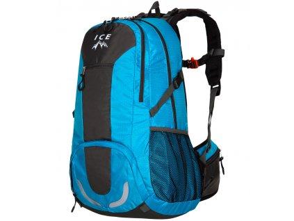 Batoh sportovní Mountain ICE 7593 - modrá/šedá