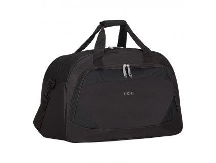 Cestovní taška ICE 7558 - černá