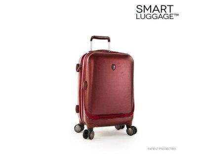 Heys Portal Smart S Burgundy  + LED svítilna