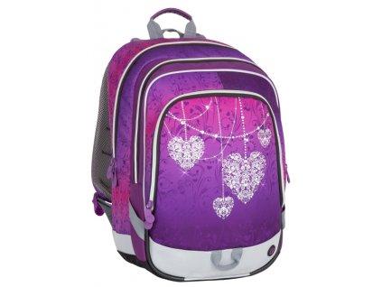 růžové školní batohy pro dívky - Světbatohů.cz 7193f5f1b1