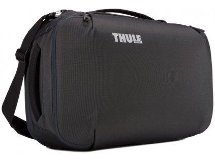 Thule Subterra cestovní taška/batoh 40 l TSD340DSH - tmavě šedá  + 5 % sleva po registraci + LED svítilna