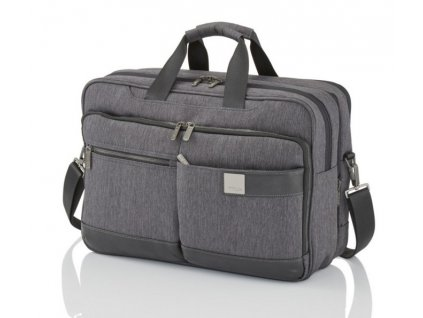 Titan Power Pack Laptop Bag L Anthracite  + LED svítilna