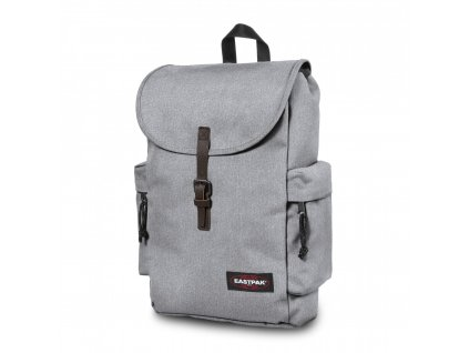 EASTPAK AUSTIN SUNDAY GREY  + LED svítilna