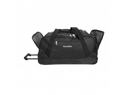 Travelite Kick Off 2w XL Black  + LED svítilna