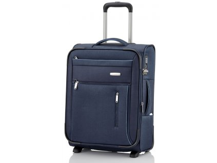 Travelite Capri 2w S Navy  + LED svítilna