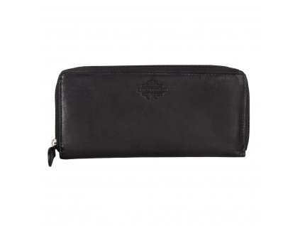travelite lichtblau wallet black 4 1
