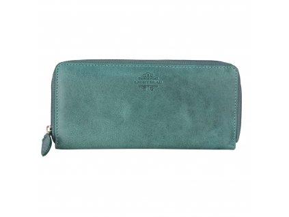 travelite lichtblau wallet turquoise 3