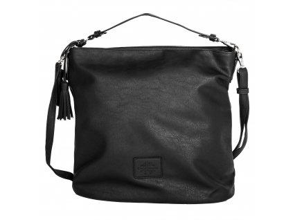 Travelite Lichtblau Handbag Black