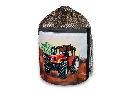 Sportovní pytel Traktor