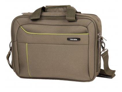 Travelite Solaris Board Bag Olive/lemon
