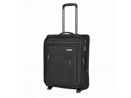 Travelite Capri 2w S Black  + LED svítilna