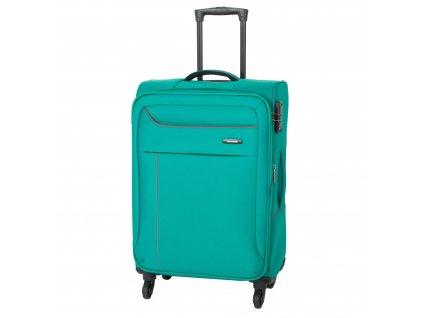 Travelite Solaris 4w M Aqua/orange  + Sluchátka, myš nebo pouzdro