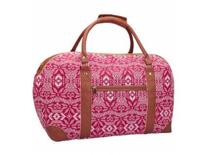 Cestovní taška JAZZI 2164 - červená