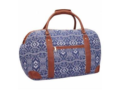 Cestovní taška JAZZI 2164 - modrá