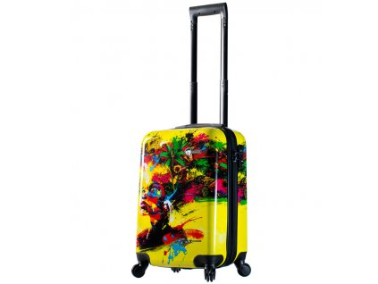 Kabinové zavazadlo MIA TORO M1097/3-S  + LED svítilna