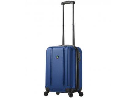 Kabinové zavazadlo MIA TORO M1210/3-S - modrá  + LED svítilna