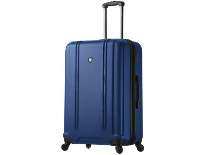 Cestovní kufr MIA TORO M1210/3-L - modrá  + LED svítilna
