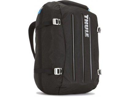 Thule Crossover 40L cestovní batoh TCDP1 - černý  + LED svítilna + 5 % sleva po registraci