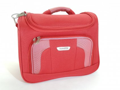 Travelite Orlando Beauty Case Red