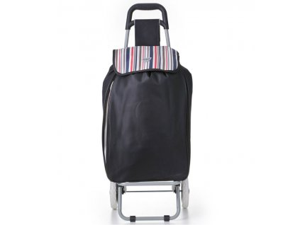 Nákupní taška na kolečkách HOPPA ST-90 - černá