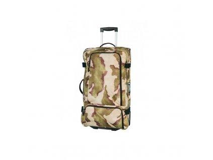 NITRO taška TEAM GEAR BAG camo  + Sluchátka, myš nebo pouzdro