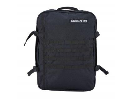 CabinZero Military Absolute Black  + Sluchátka, myš nebo pouzdro