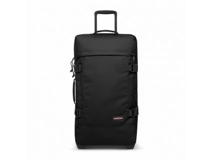 EASTPAK TRANVERZ M Black  + LED svítilna