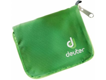 Deuter_Zip_Wallet_emerald_-_Peněženka
