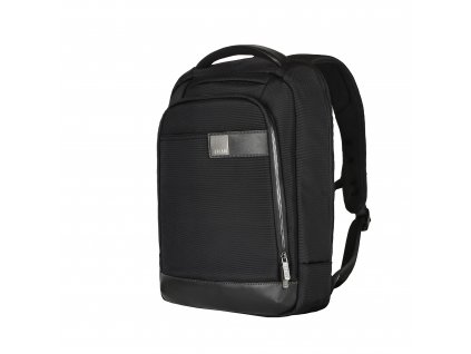 Titan Power Pack Backpack Slim Black  + LED svítilna