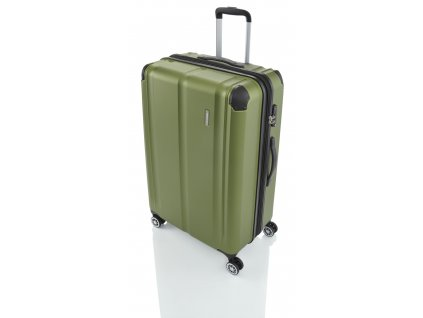 Travelite City 4w L Green  + LED svítilna