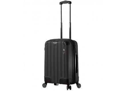 Kabinové zavazadlo MIA TORO M1300/3-S - černá  + Sluchátka, myš nebo pouzdro