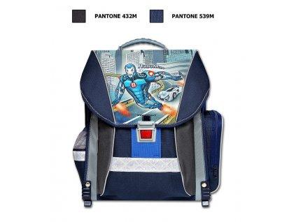 Školní batoh Roboman