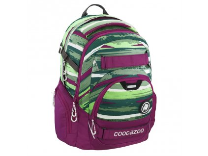 Školní batoh Coocazoo CarryLarry2, Bartik  + Sluchátka, myš nebo pouzdro