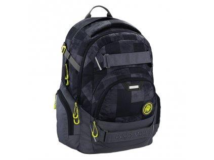 Školní batoh Coocazoo CarryLarry2, Mamor Check  + Sluchátka, myš nebo pouzdro