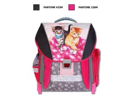Školní batoh Cats & Mice