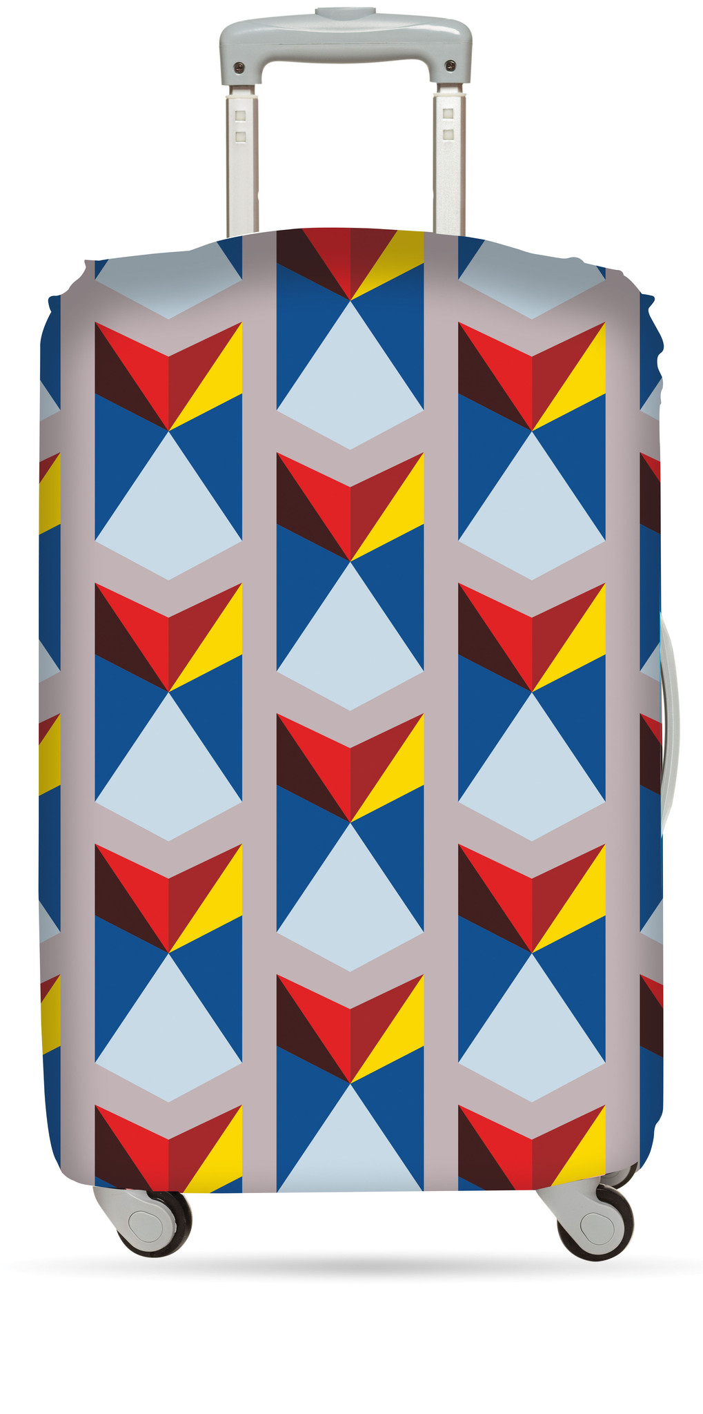 LOQI Cover M GEOMETRIC Triangles