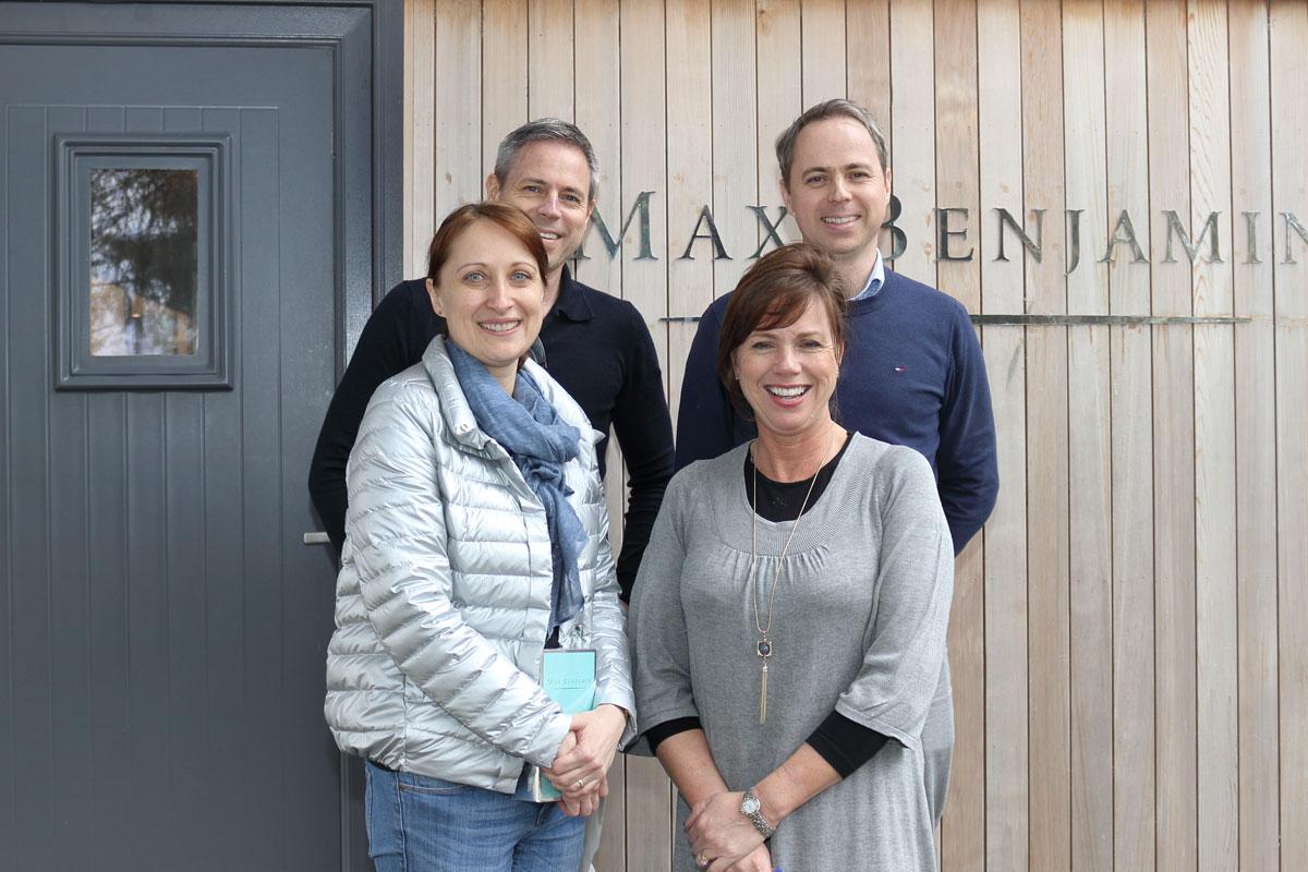 Navštívili jsme Max Benjamin v Irsku