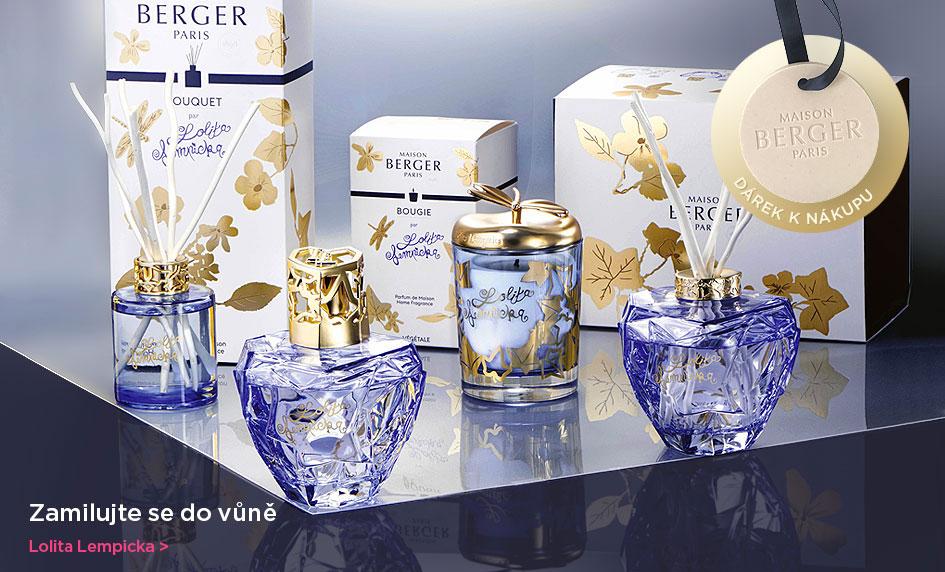 Kolekce Lolita Lempicka od Maison Berger Paris