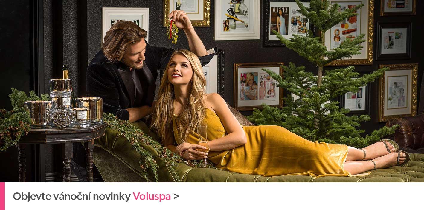 Objevte vánoční novinky Voluspa