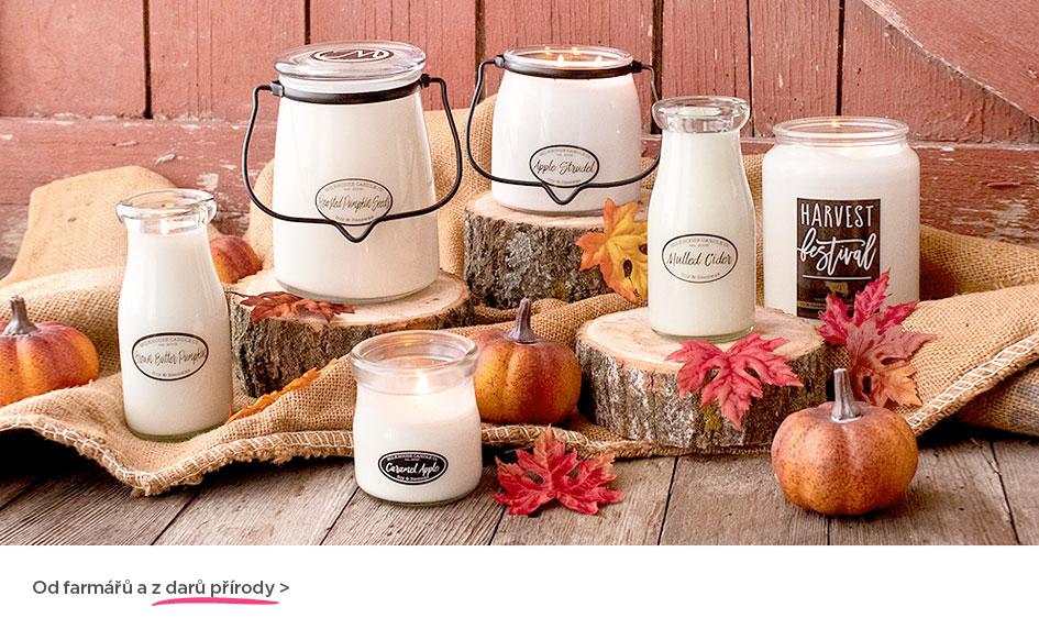 Milkhouse Candle Co. – Svíčky přímo z farmy