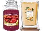 Velké svíčky Yankee Candle kolekce Classic a Elevation