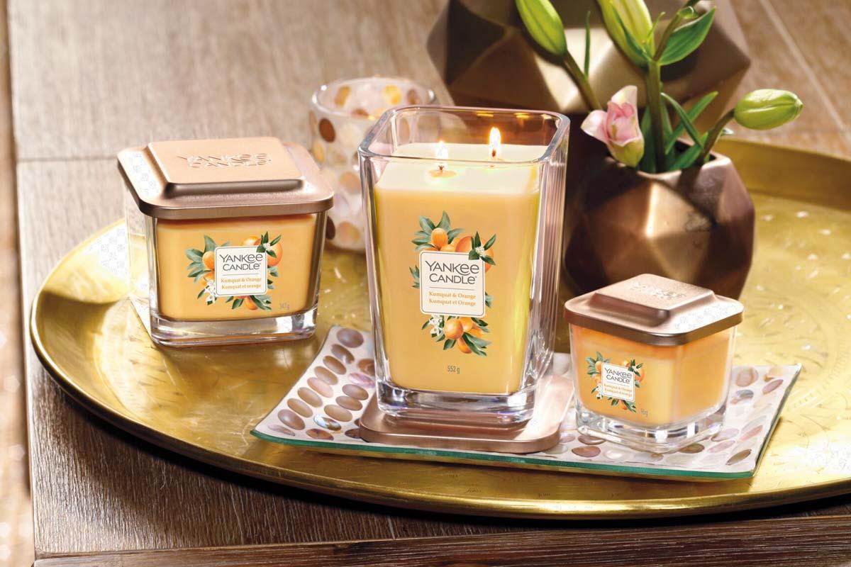 Provedení svíček Elevation přináší mix vlastností, které vnesou do vašeho domova více stylu, praktičnosti a útulnější atmosféru