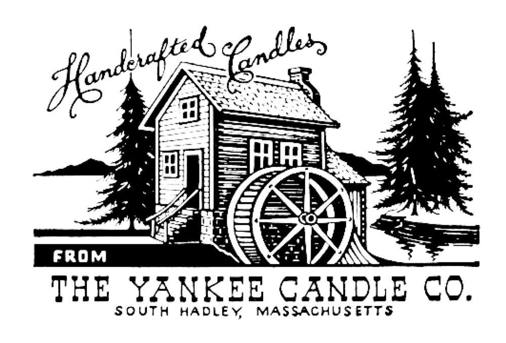 Původní logo Yankee Candle z roku 1969
