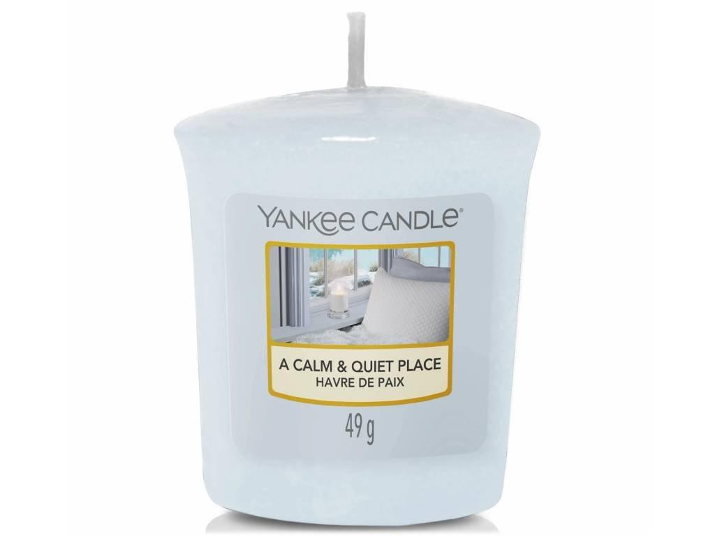 yankee candle calm quiet place votivni